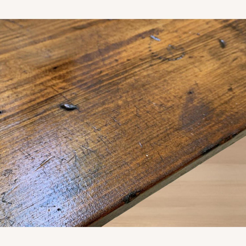 Reclaimed Desk & Hairpin Legs - image-2