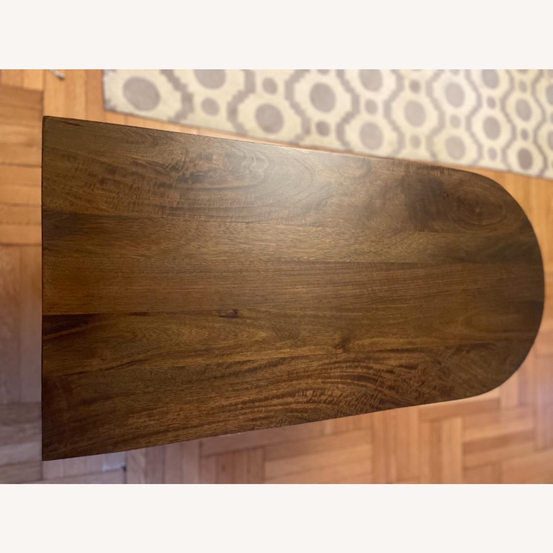 West Elm Pencil Desk - image-4