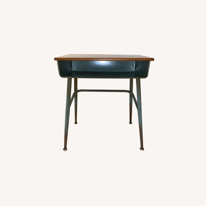Vintage School Desk - image-0