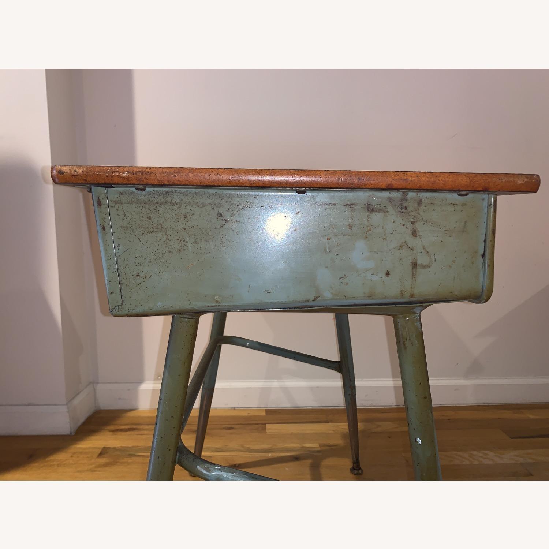 Vintage School Desk - image-5
