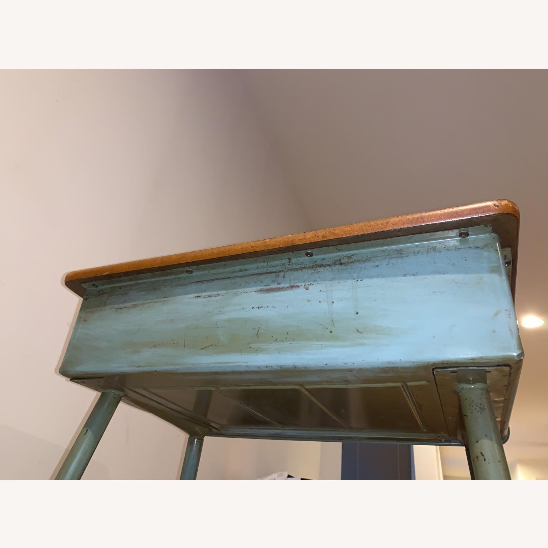 Vintage School Desk - image-20