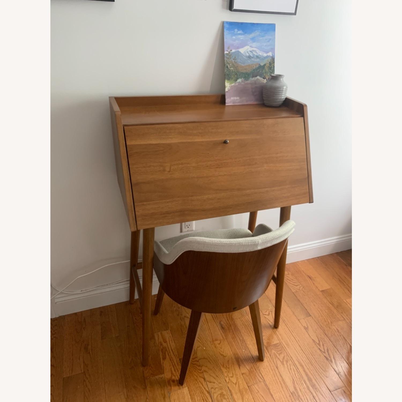 West Elm Mid Century Desk - image-10