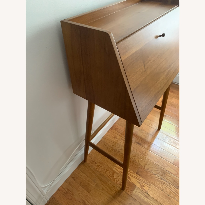 West Elm Mid Century Desk - image-2