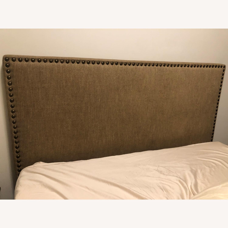 Queen Upholstered Headboard - image-2