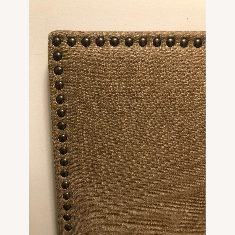 Queen Upholstered Headboard - image-1