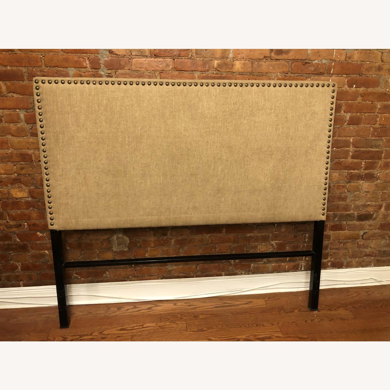Queen Upholstered Headboard - image-3