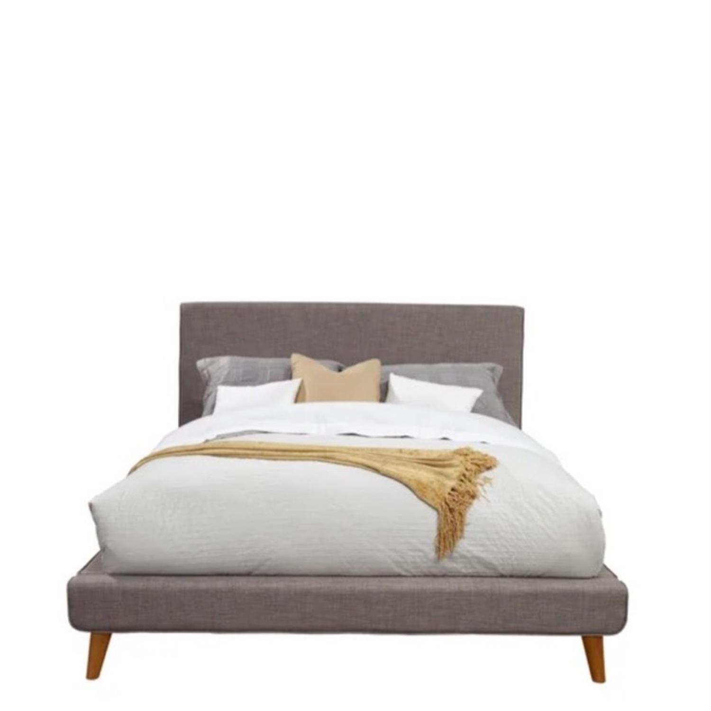 Wayfair All Modern Queen Upholstered Bed - image-1