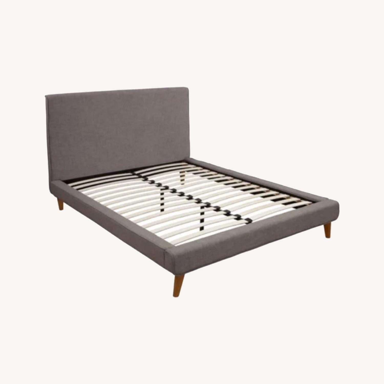 Wayfair All Modern Queen Upholstered Bed - image-0