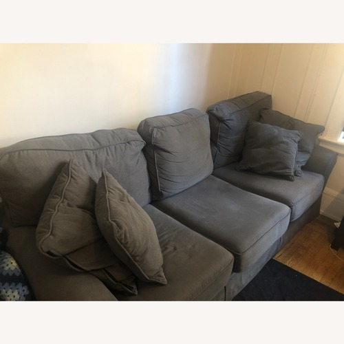 Used Bobs Furniture Couch for sale on AptDeco