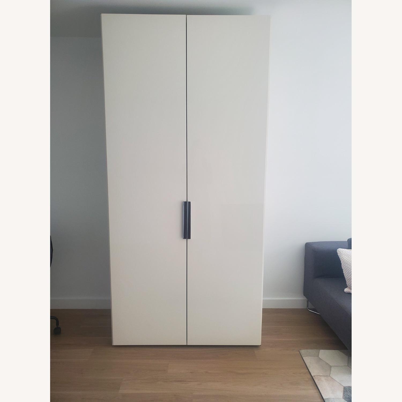 Canova 2 Door Wardrobe - image-1