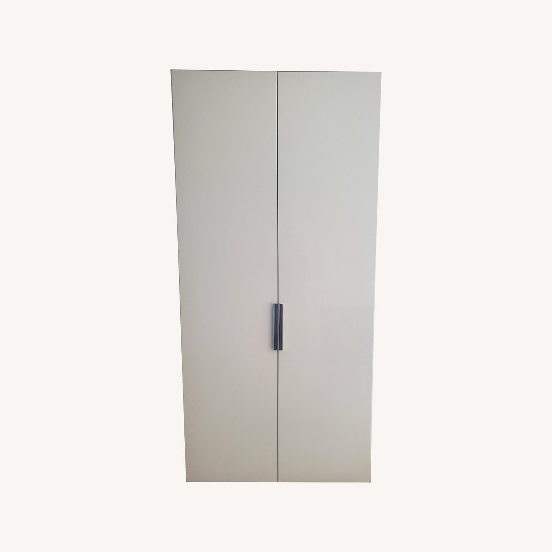 Canova 2 Door Wardrobe - image-0