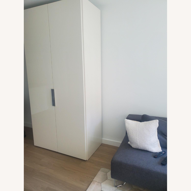 Canova 2 Door Wardrobe - image-3