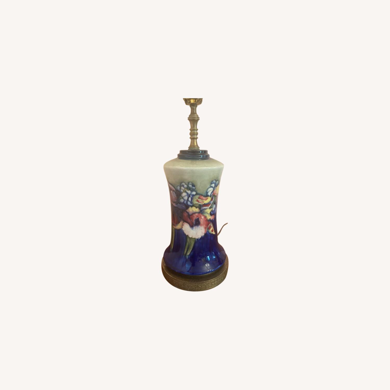 Moorcroft Table Lamp - image-0