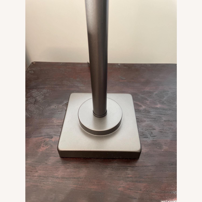 Dark Gray Metal Table Lamp - image-6