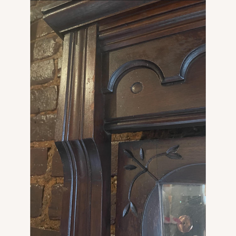 Antique 3 Drawer Dresser w/ Mirror - image-4