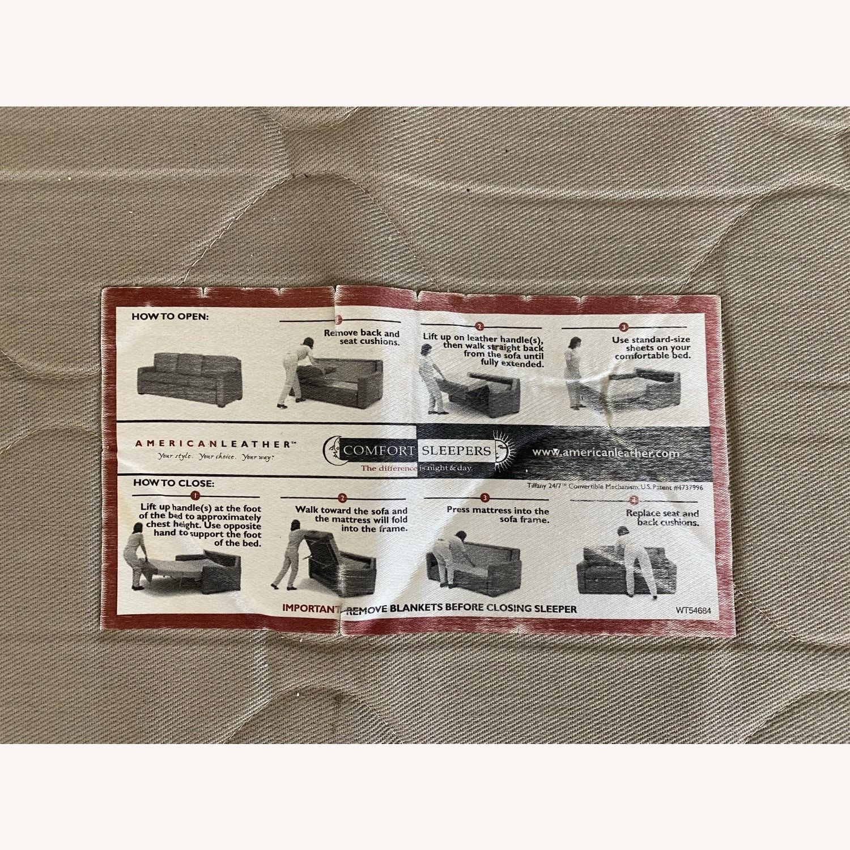 Vintage Queen-Size Stickley-Audi Sleeper Sofa - image-4