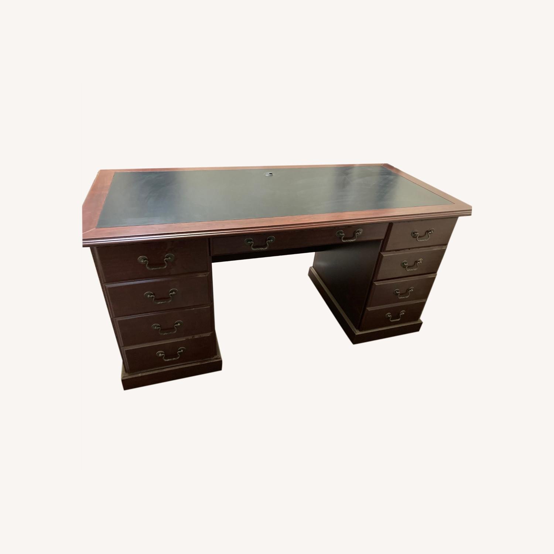 Antique Desk - image-0
