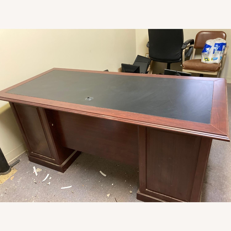 Antique Desk - image-4