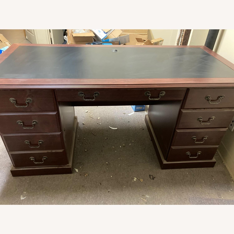 Antique Desk - image-1