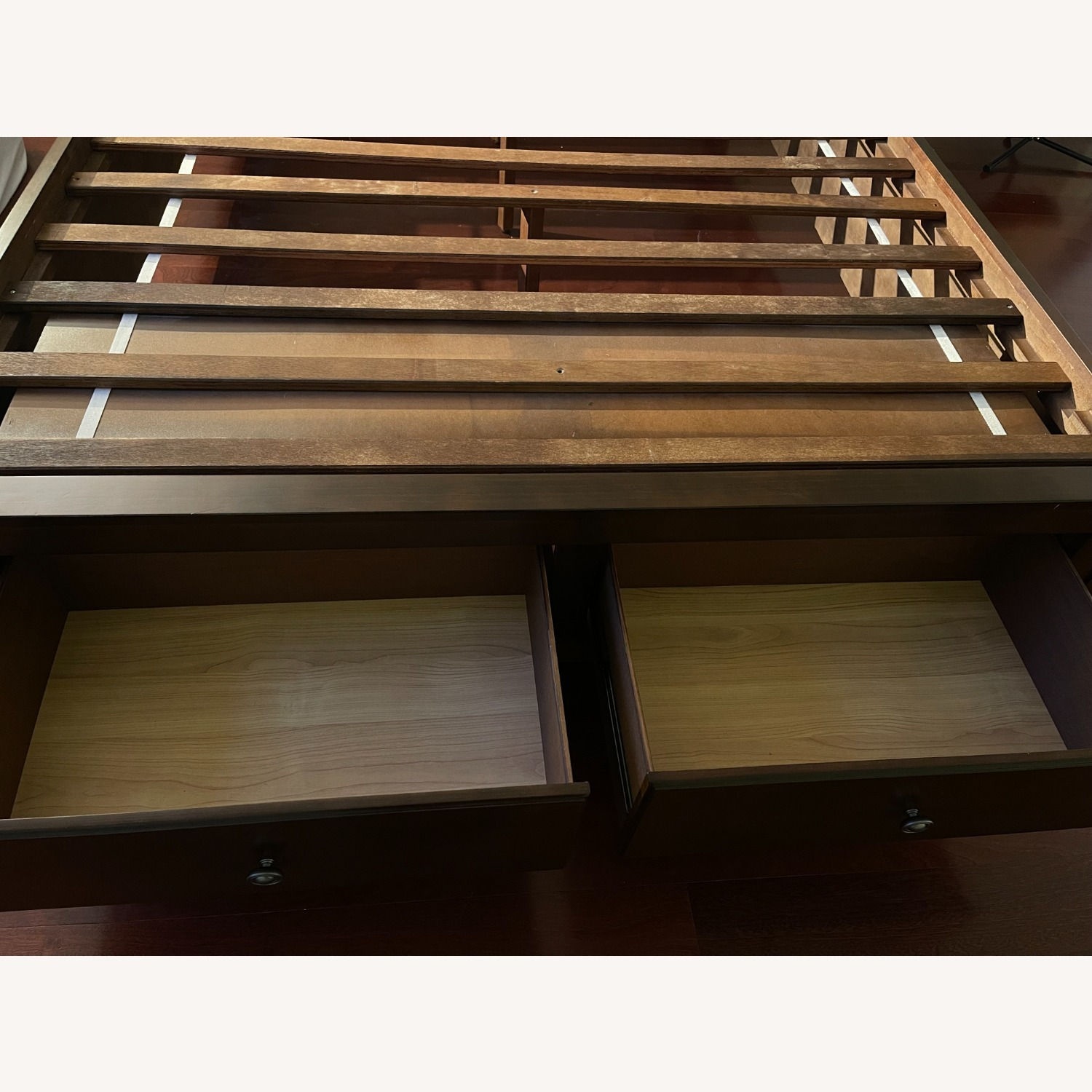 Raymour & Flanigan Kylie Storage Bed - image-4