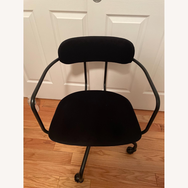Carson Carrington Gallivare Velvet Task Chair - image-1