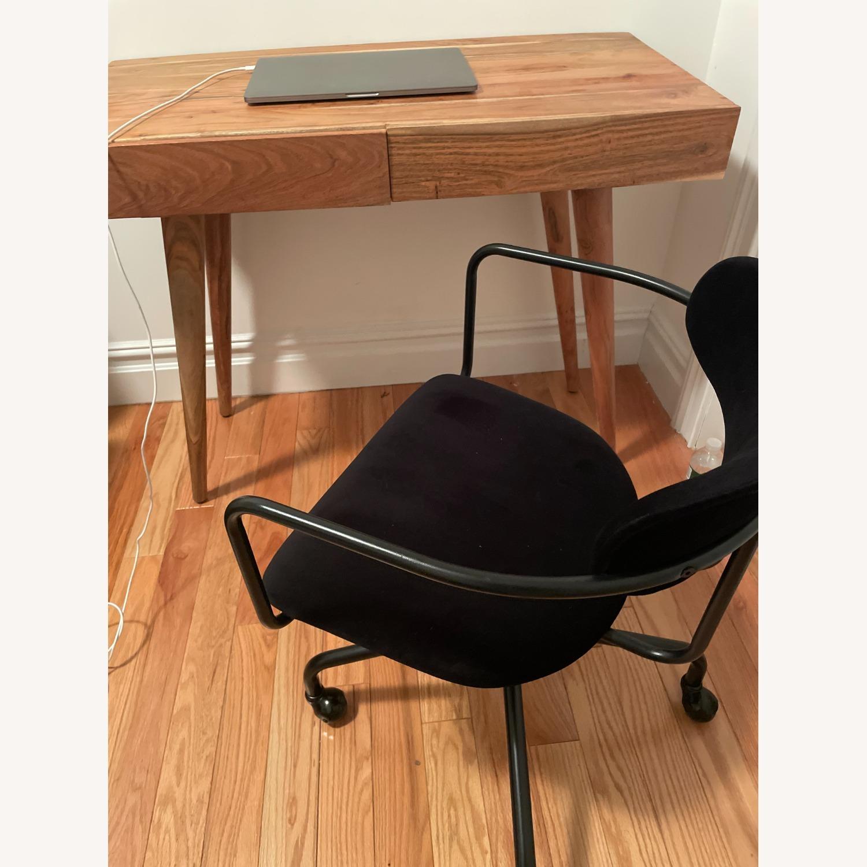 Carson Carrington Gallivare Velvet Task Chair - image-2