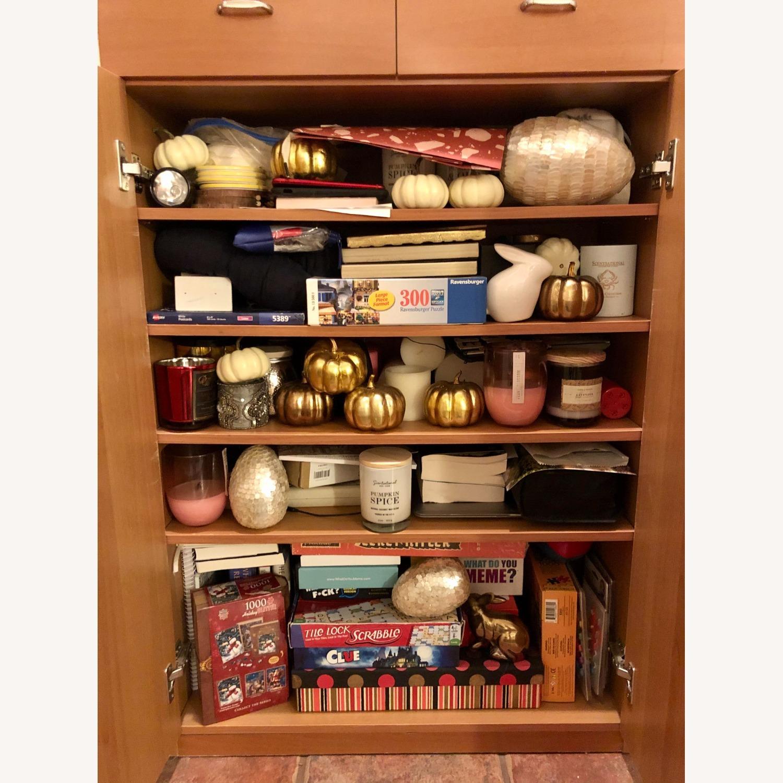 Wooden Multipurpose Cabinet - image-1