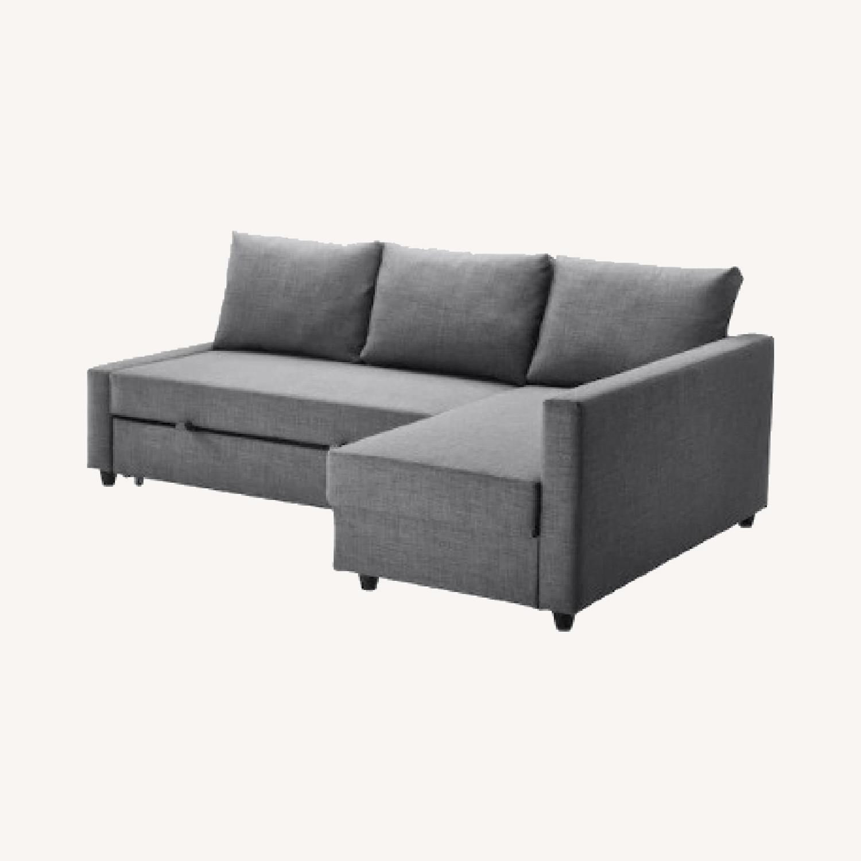 IKEA Sleeper Sofa - image-0