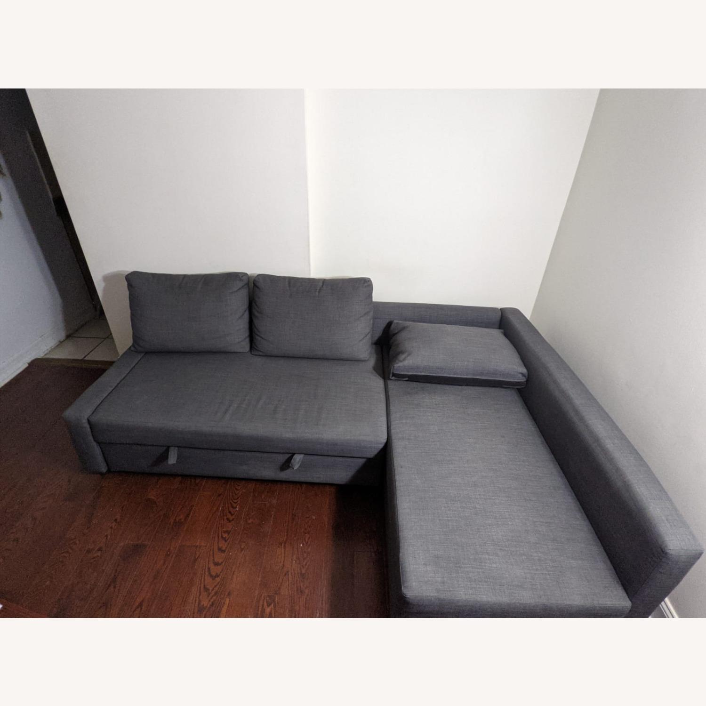 IKEA Sleeper Sofa - image-4
