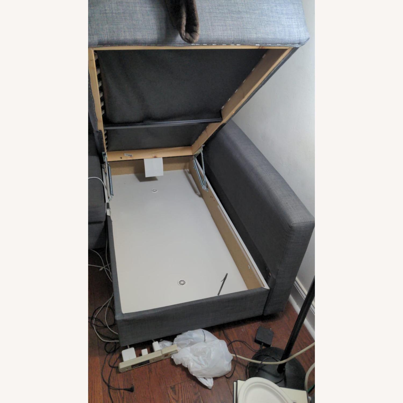 IKEA Sleeper Sofa - image-6