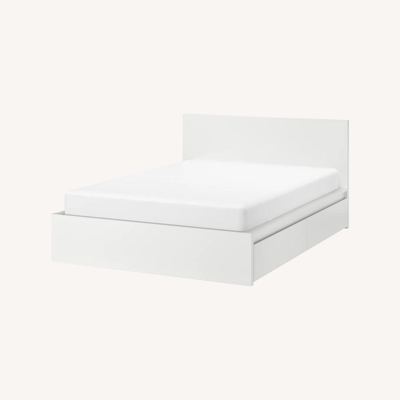 IKEA Full Storage bed - image-0