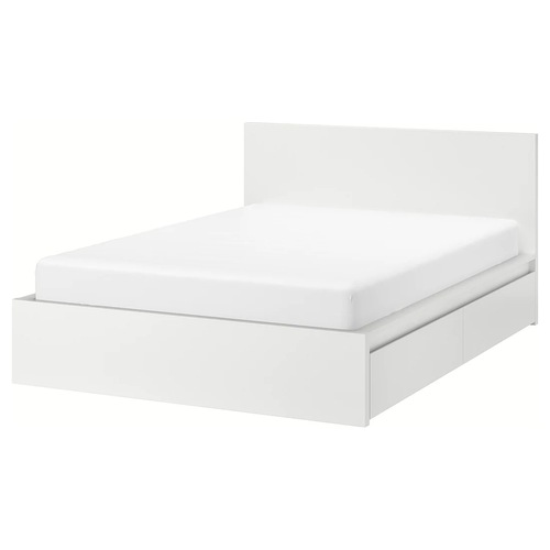 Used IKEA Full Storage bed for sale on AptDeco
