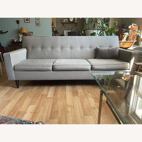 Used Macy's Mid-Century Style Sofa for sale on AptDeco