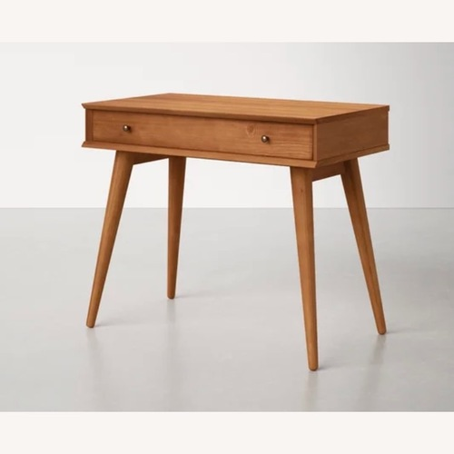 Used AllModern Grady Solid Wood Desk for sale on AptDeco