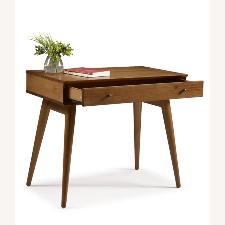 AllModern Grady Solid Wood Desk - image-1