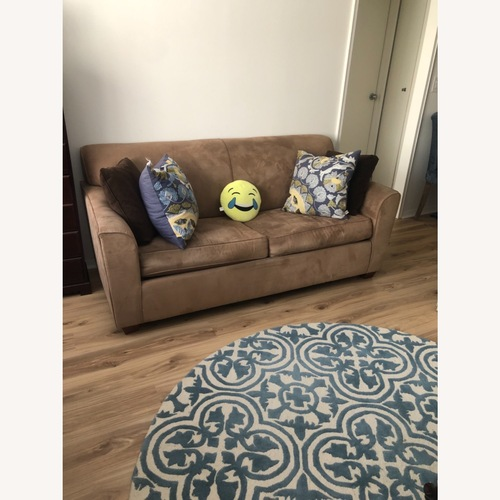 Used Jennifer Convertibles Sofa Bed for sale on AptDeco
