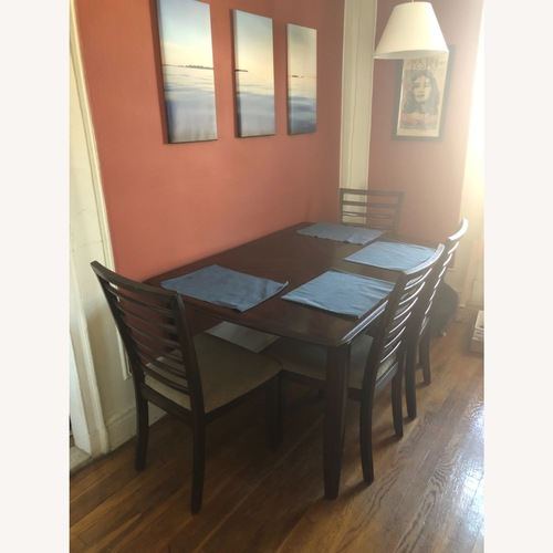 Used Pottery Barn Dining Set for sale on AptDeco