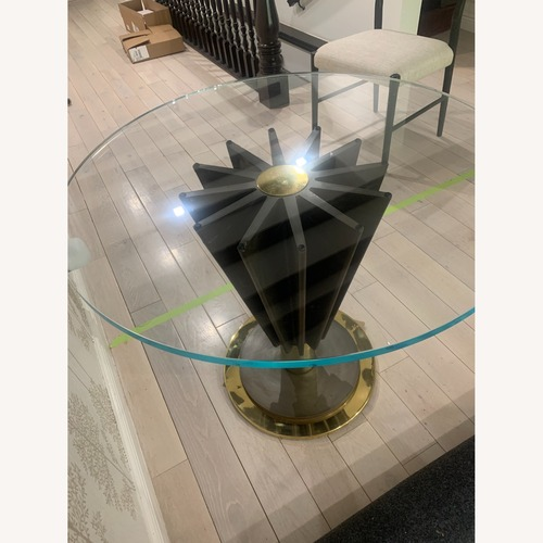 Used Pierre Cardin Dining Table for sale on AptDeco