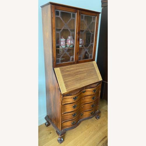 Used Vintage Secretary Desk Cabinet for sale on AptDeco