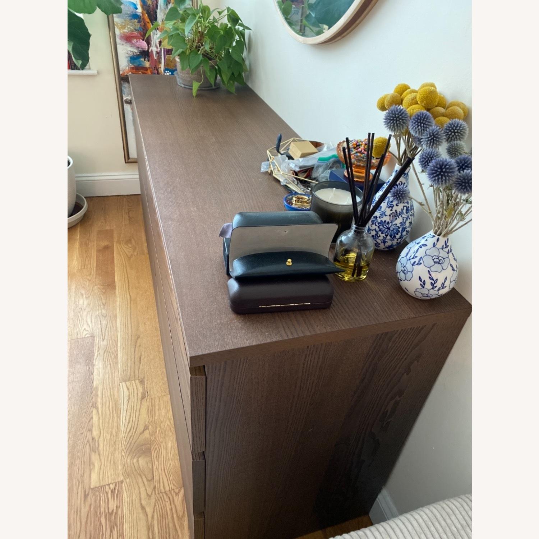 IKEA MALM Brown Dresser - image-3