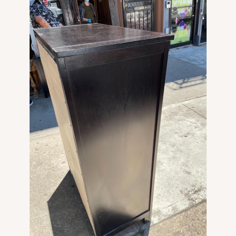 Chuanheng Furniture 5-Drawer Black Dresser - image-8