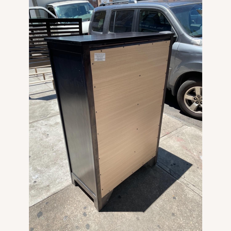 Chuanheng Furniture 5-Drawer Black Dresser - image-17