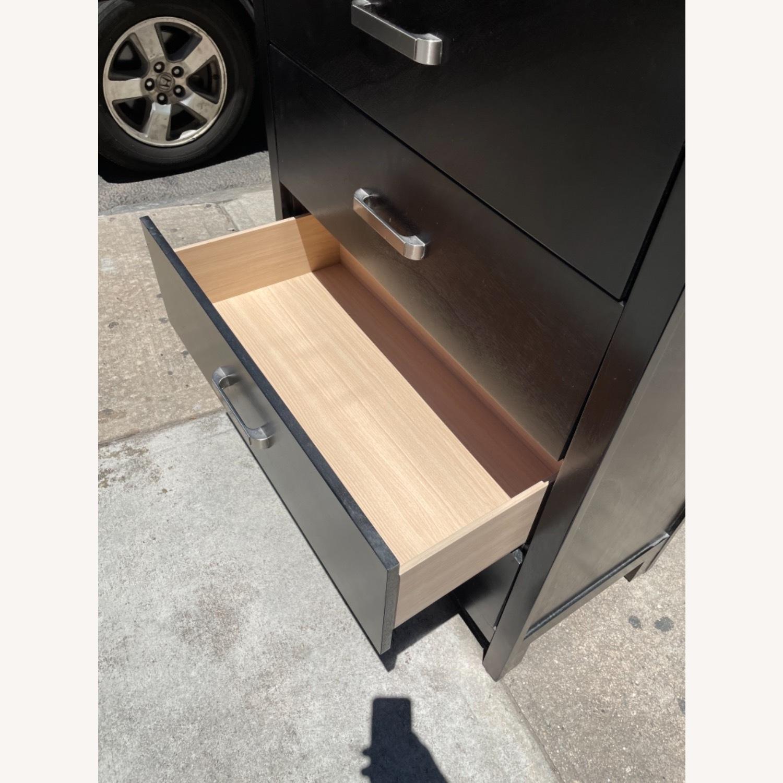 Chuanheng Furniture 5-Drawer Black Dresser - image-15