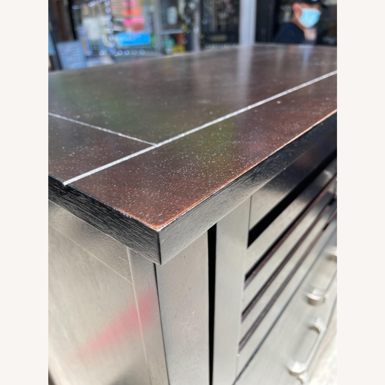 Chuanheng Furniture 5-Drawer Black Dresser - image-10