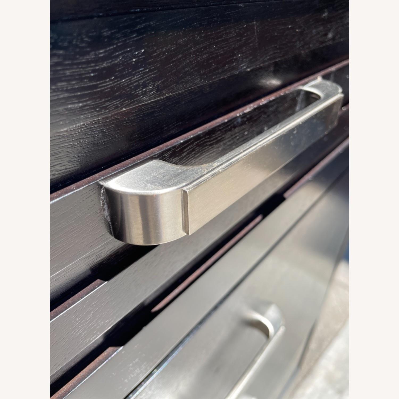 Chuanheng Furniture 5-Drawer Black Dresser - image-9