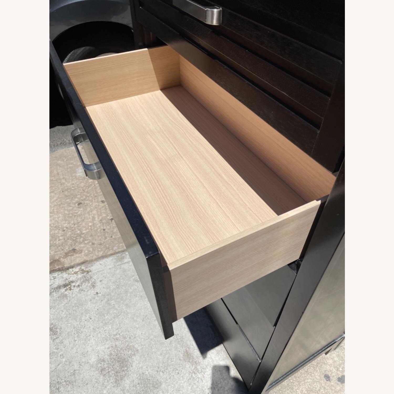 Chuanheng Furniture 5-Drawer Black Dresser - image-13