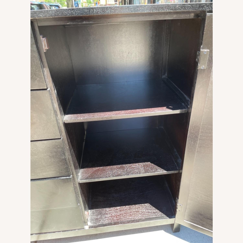 Chuanheng Furniture Black Dresser w/ Mirror - image-14