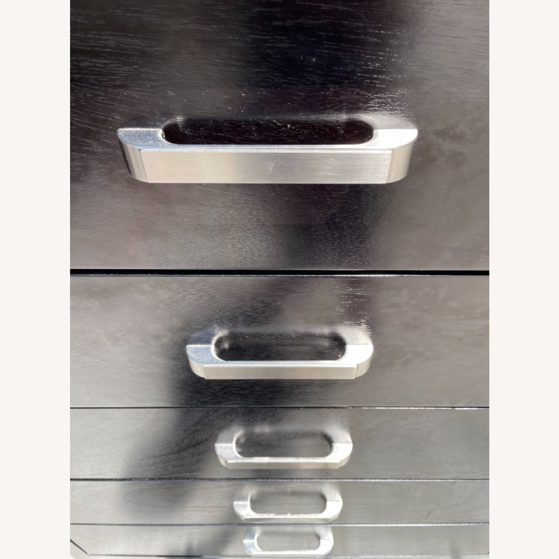Chuanheng Furniture Black Dresser w/ Mirror - image-10