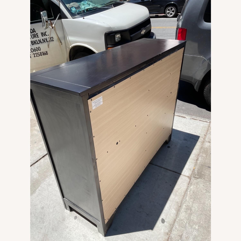Chuanheng Furniture Black Dresser w/ Mirror - image-22