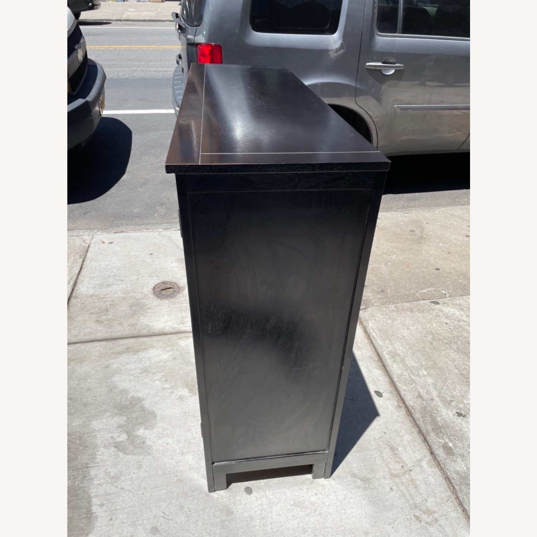 Chuanheng Furniture Black Dresser w/ Mirror - image-20